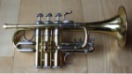 Bach Stradivarious Model 193 G Piccolo Trumpet at MoleValleyMusic.co.uk
